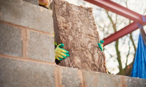Cavity Wall Insulation Insurance